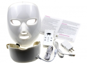 7 Colour LED Facial Mask