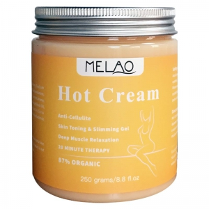 Hot Cellulite and Massage Cream